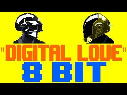Digital Love [8 Bit Tribute to Daft Punk] - 8 Bit Universe