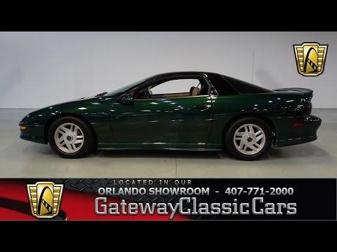 1994 Chevrolet Camaro Z28 Gateway Classic Cars Orlando #458