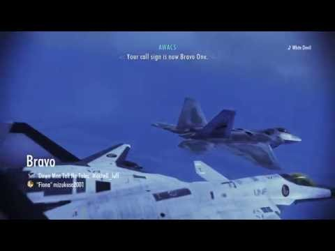 #73 Ace Combat infinity Coop Moscow Hard