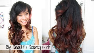 Beautiful Bouncy Curls