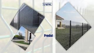 Panele ogrodzeniowe gabiony ogrodzenia Lublin Tabal