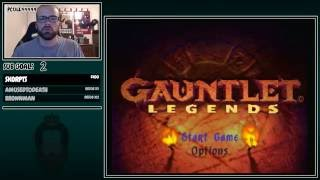 Gauntlet Legends (N64) - Part 1