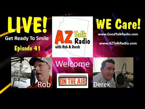 Why, Arizona Talk Radio & Starting Your Own Business. Hosted By Rob and Derek, On Arizona Talk Radio