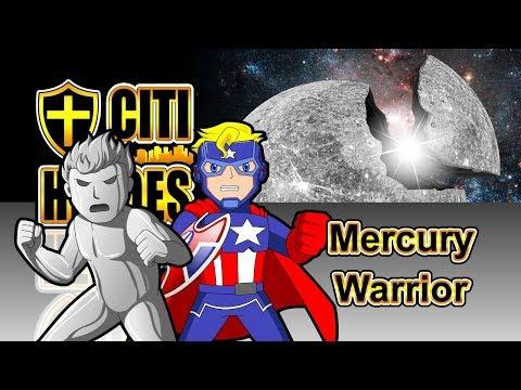 "Citi Heroes EP90 ""Mercury Warrior"""