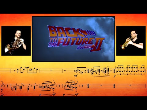"Back To The Future Part II - ""Opening & Main Title"" 