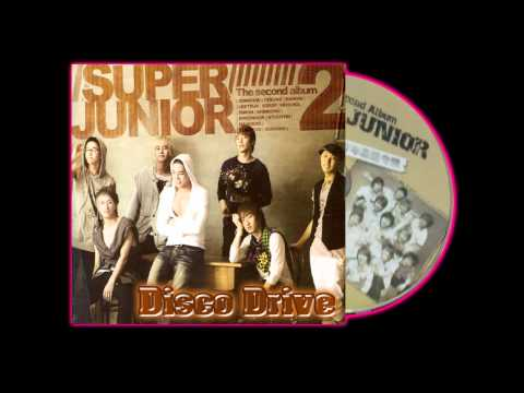 Super Junior - Disco Drive (Audio) mp3