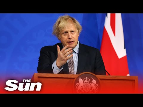 Live: Boris Johnson briefing on Indian Covid-19 variant & travel red list updates