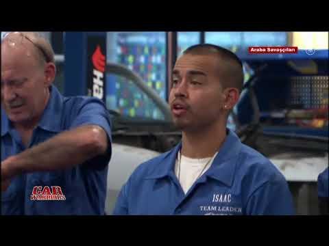 Araba Savaşçıları 1.Bölüm 1080p