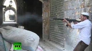 За насилием в Сирии стоят исламисты