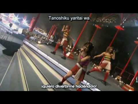 TSUYOKI DE YUKOUZE! / Morning Musume -Sub Spanish-