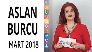 Aslan Burcu Mart 2018 Astroloji