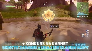 FOLLOW the KARKOLOMOUS CINEMA TREASURE MAP, HIDDEN QUEST + FREE PASS-Fortnite Battle Royale