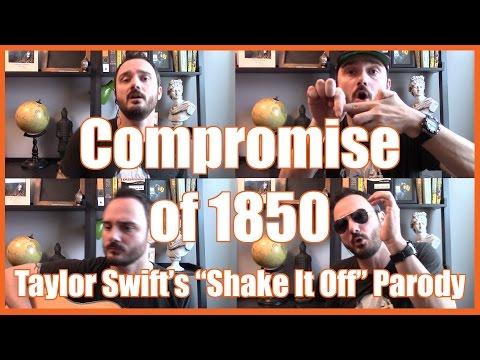 "Compromise of 1850 (""Shake It Off"" Parody) - @MrBettsClass"