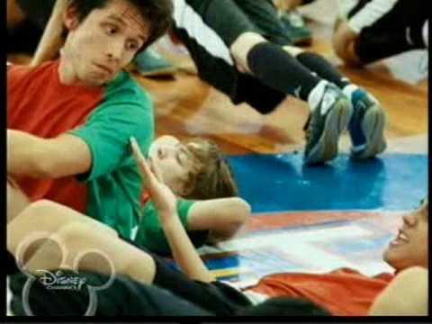 Viva High School Musical Mexico - Football, Football, Football [Disney Channel Hungary]