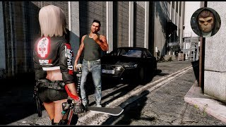 ►GTA 6 - Photorealistic Graphics 2019 ACTION Gameplay! 🔥 BEST Graphics MOD ✪ PC 60FPS GTA V MOD