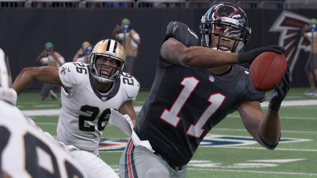 Nfl Thanksgiving Games 2020.Nfl Thanksgiving New Orleans Saints Vs Atlanta Falcons Full Game Nfl Today 11 28 Madden