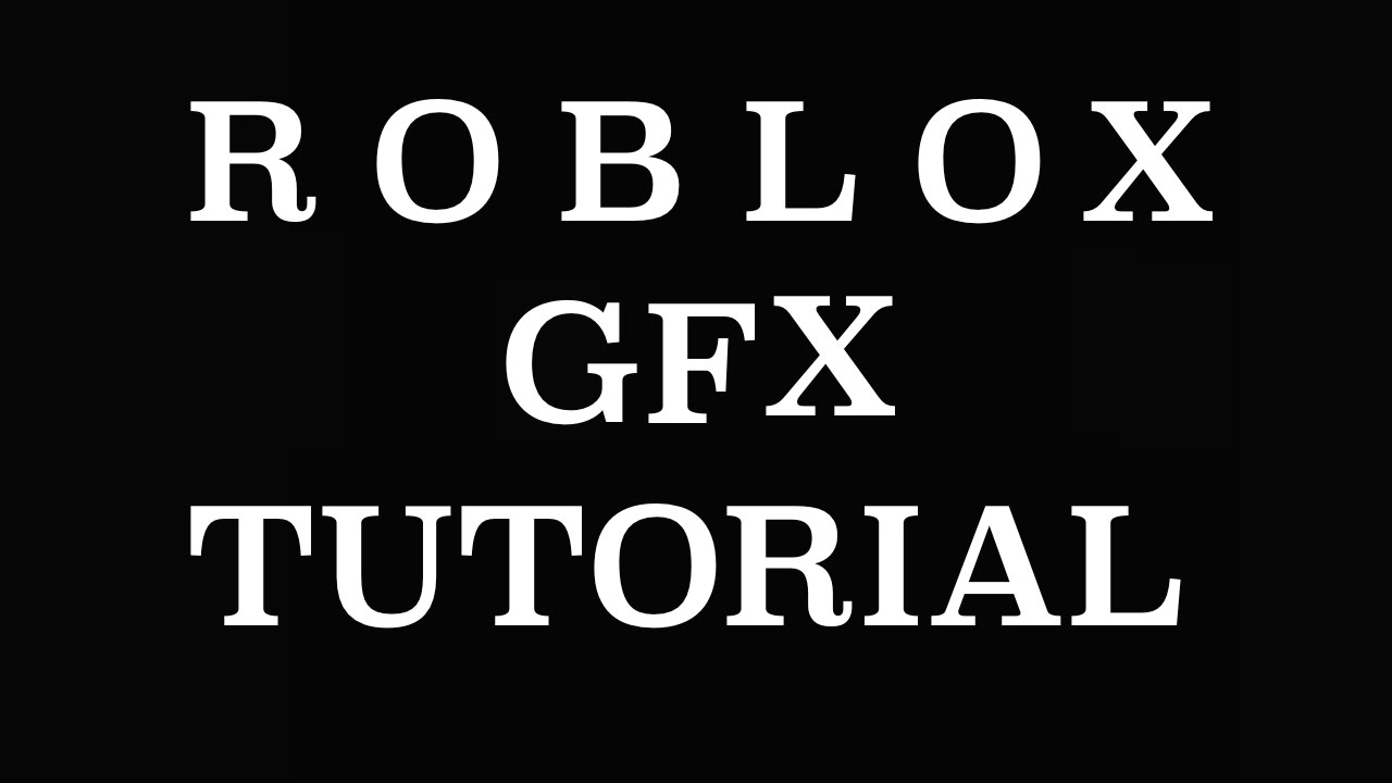 Roblox Gfx Tutorial How To Pose Your Character Youtube
