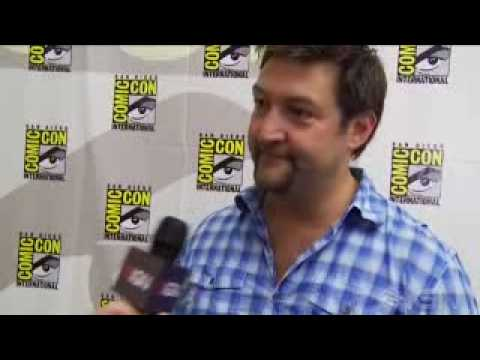 Brian Peterson IGN Interview  SDCC 2010
