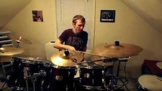 Nightwish - Ghost Love Score [Drum Cover by Chris Field]