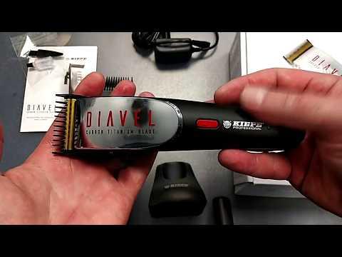 Kiepe Diavel Clipper Машинка для стрижки волос