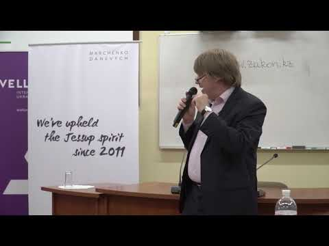 "2nd JSS 2017 Lecture 4.1 ""State Responsibility"" by Sergey Sayapin"