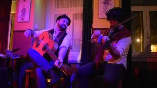 Kyler Mackenzie ft Marino Munitic; Improv in Camones Cinebar