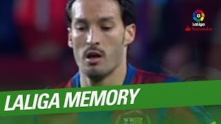 LaLiga Memory: Gianluca Zambrotta Best Goals and Skills