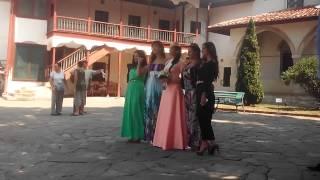 Свадьба в Ханском дворце, Бахчисарай