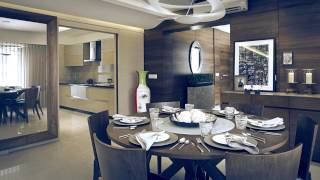Ekta Trinity - 2/3BHK Flats/Apartments in Santacruz West, Mumbai