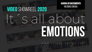 Video Showreel 2020 - It´s all about emotions -