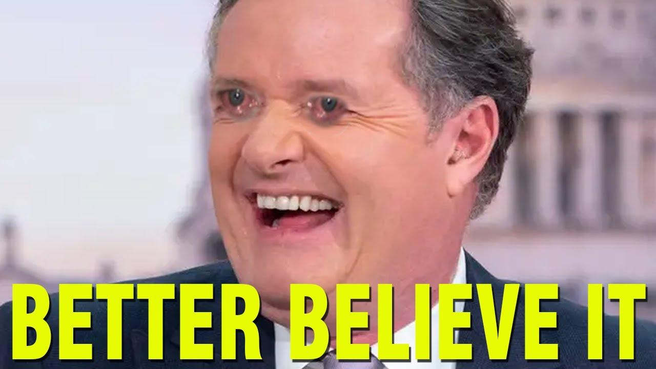 Piers Morgan - Selective Outrage
