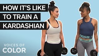 Kim Kardashian's Personal Trainer Reveals What It's Like Working With The Star
