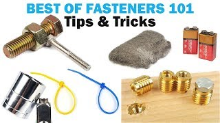 Tips & Tricks For Tools, Fasteners, and More | Fasteners 101