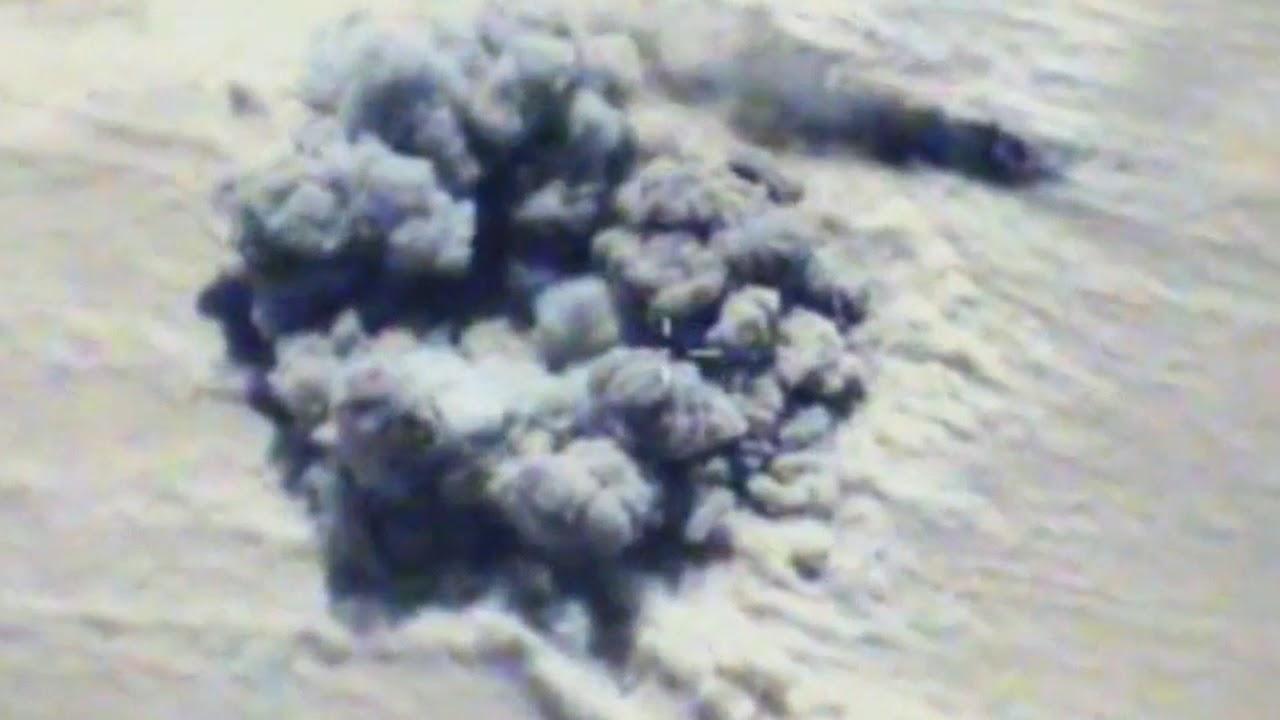 Нанесение ударов ВКС РФ по террористам «Джабхат ан-Нусры» и ИГ в Сирии