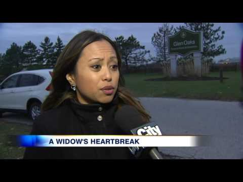 Video: Widow Grieving After Items Stolen From Oakville Funeral Home