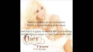Cher - I Walk Alone (With On Screen Lyrics)