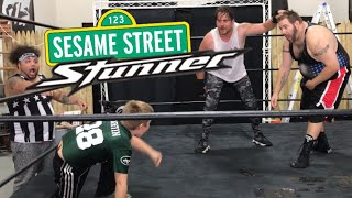 LITTLE KID STUNNERS FAT GUY! GTS ROYAL RUMBLE CHALLENGE WINNER TO CHAMPIONSHIP MAIN EVENT!