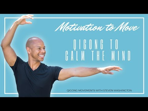 Qigong Practice to Calm the Mind