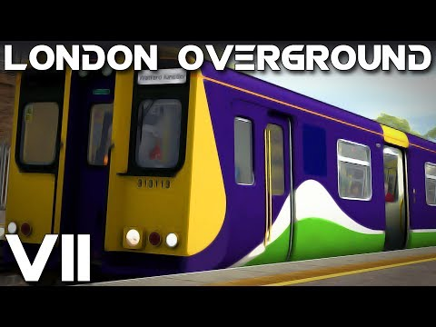 London Overground 10th Anniversary Special - Part VII
