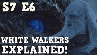 Video Game of Thrones Season 7 Episode 6 Beyond The Wall | White Walkers Explained! download MP3, 3GP, MP4, WEBM, AVI, FLV September 2018