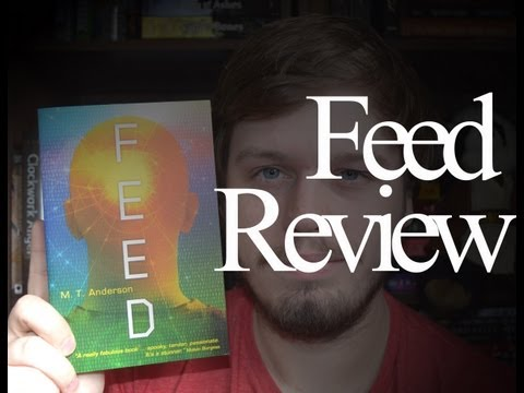 Feed by M. T. Anderson Review