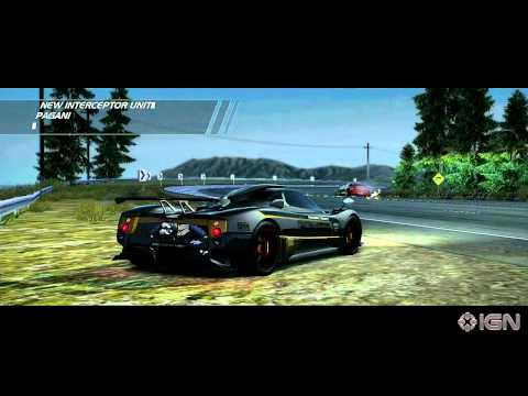 Need For Speed Hot Pursuit - USING SPIKE STRIPS ON THE POLICE!