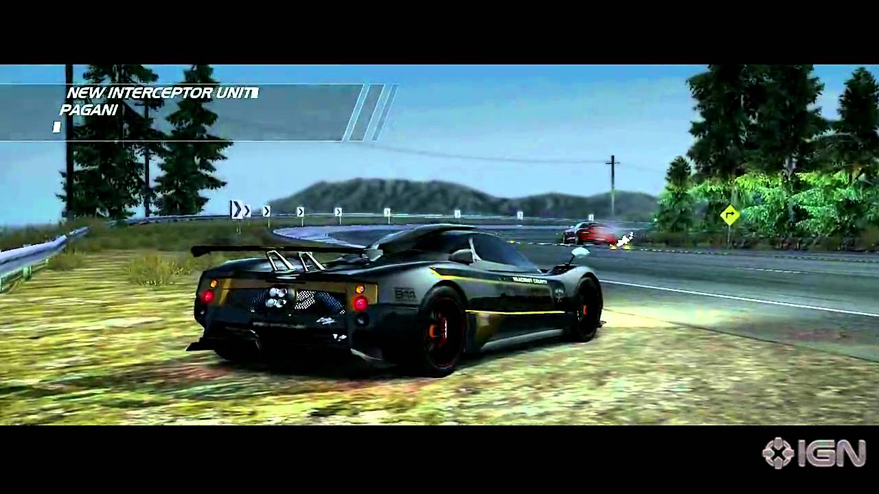 Kleurplaten Race Auto S.Need For Speed Hot Pursuit Gameplay Full Race
