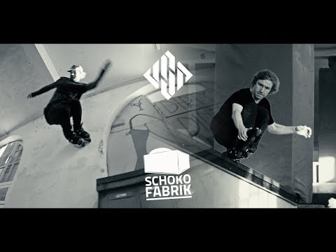 Schokofabrik - Eugen Enin & Sam Crofts for USD Skates
