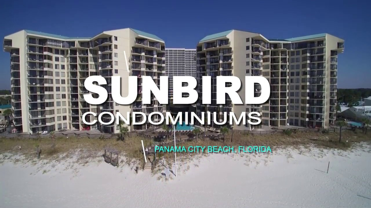Sunbird Iniums Panama City Beach Florida Real Estate For