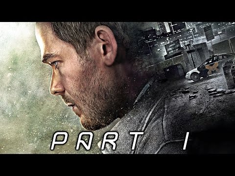 Quantum Break Walkthrough Gameplay Part 1 - Time (XBOX ONE)
