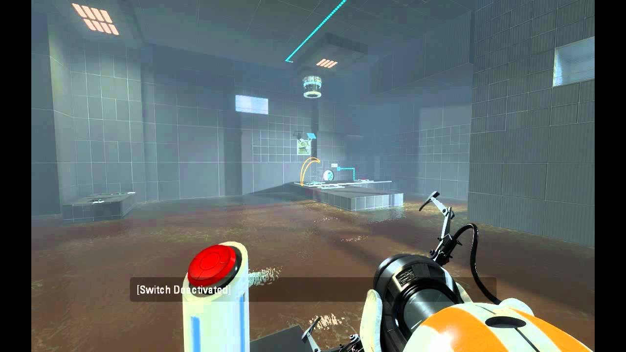 Portal 2 Coop- Course 2 (PC) - YouTube