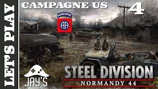 FR Steel Division - C agne US - Assaut Final - pisode 4