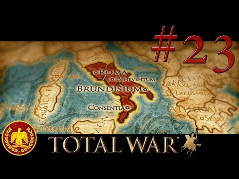 Total War: Rome II | ►Roma #23 | Africa Corps