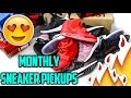 MONTHLY SNEAKER HAUL!!! (FEBRUARY 2017)